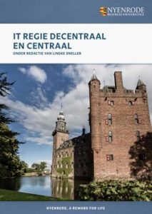 Boekpresentatie publicaties IT Regie Management leergang Nyenrode