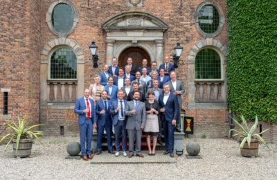 Nyenrode-bordes-uitreiking-certificaat-leergang-ITRM-2017-2018